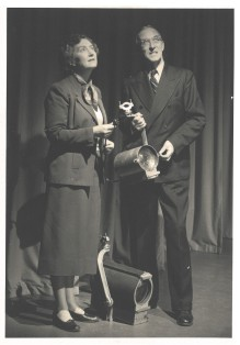 Founders Dorothy Somerset and Frederic Wood (1952)